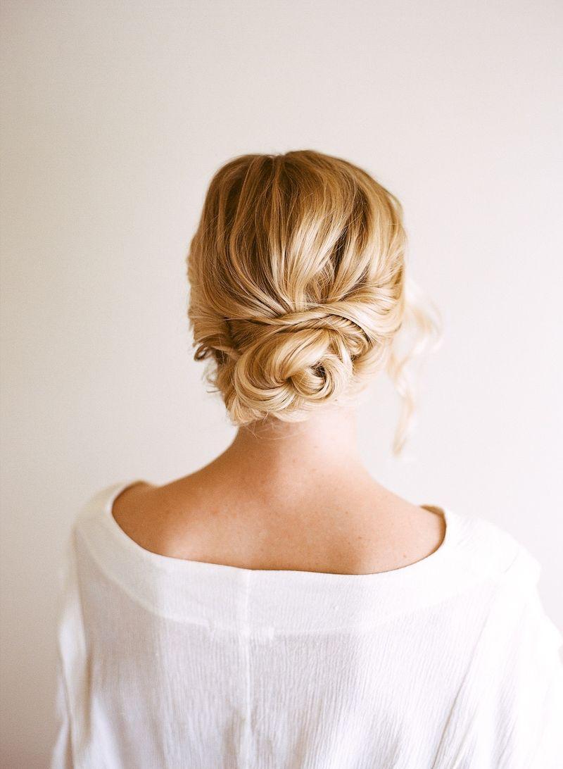 "Foto: Reprodução / <a href=""http://annesage.com/blog/2013/08/easy-updo-hair-tutorial.html"" target=""_blank"">Anne Sage</a>"