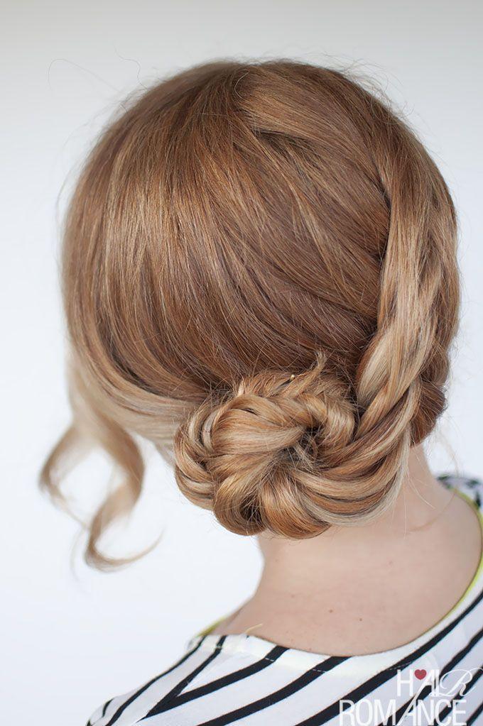 Photo: Lecture / Romance Cheveux
