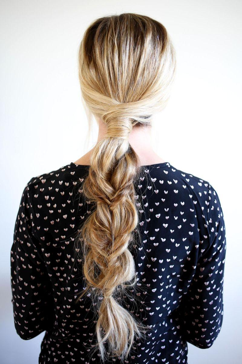 Foto: Uppspelning / barfota blond