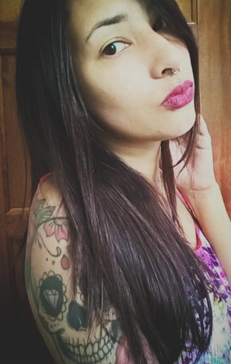 """Foto: Reprodução / <a href=""""http://www.instagram.com/danubialinhares/"""" target=""""_blank"""">Danubia Linhares</a>"""