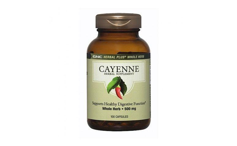 "Pimenta Caiena 500mg por R$109 na <a href=""http://www.gncsuplementos.com.br/gnc-pimenta-caiena-500mg-cardiovascular-metabolismo.html?gclid=CMec-quDuMcCFYyAkQod--MGvg"" target=""blank_"">GNC Suplementos</a>"