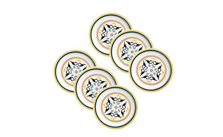 """Conjunto com 6 pratos fundos por R$59,49 na <a href=""""http://www.submarino.com.br/produto/121338972/conjunto-com-6-pratos-fundos-23cm-mail-order-luiza-oxford-daily"""" target=""""blank_"""">Submarino</a>"""