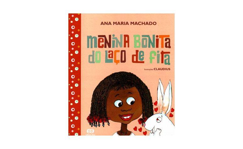 """Livro """"Menina bonita do laço de fita"""" por R$26,60 na <a href=""""http://www.livrariacultura.com.br/p/menina-bonita-do-laco-de-fita-15016154"""" target=""""blank_"""">Livraria Cultura</a>"""