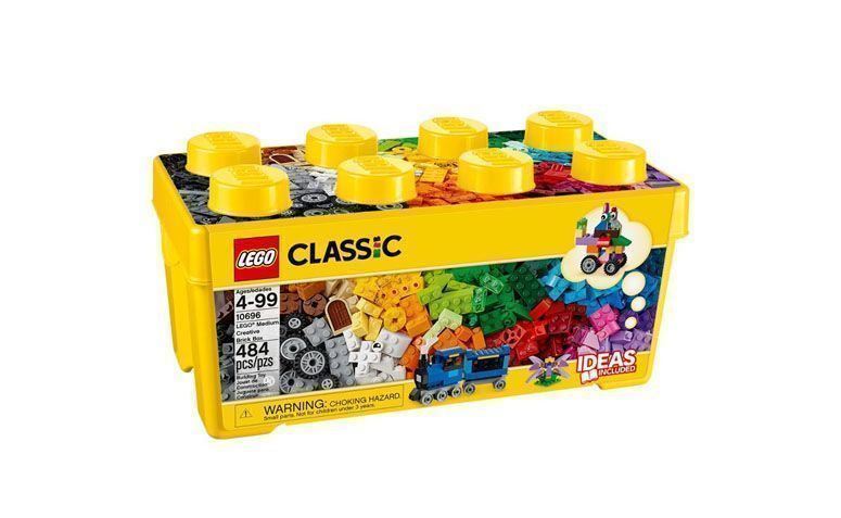 Наличный durchschnittliche LEGO Stücke für R R $ 229,99 в Glücklich