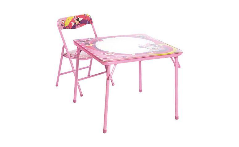 Freizeit-Tisch мит Stuhl für Минни R $ 131,91 в логово США