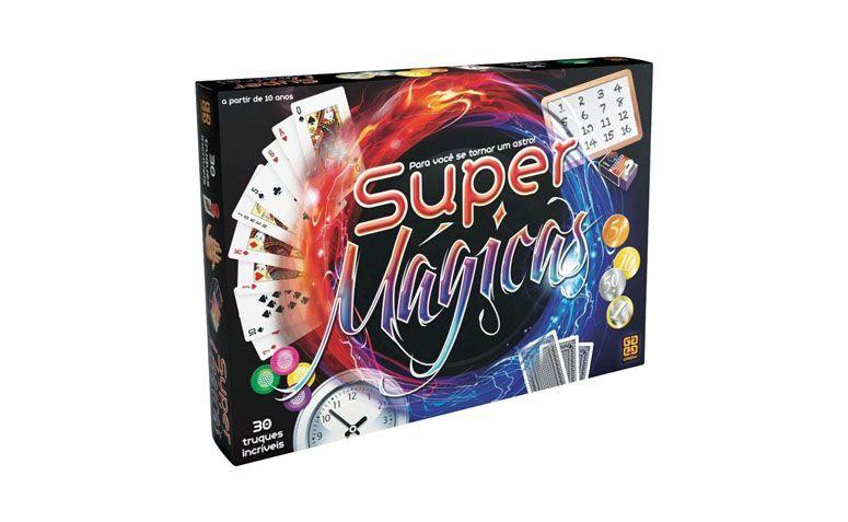 Супер Magic-Spiel für R $ 74,99 в Ri Glücklich
