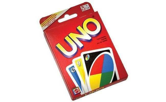 Game UNO Mattel untuk $ 12,90 di Toy Mania
