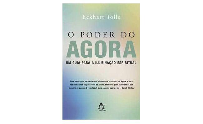 Buku The Power of Now (Eckhart Tolle) untuk R $ 15,90 di Hail