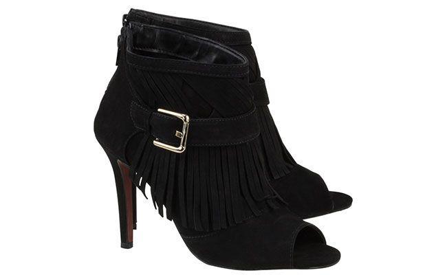 Boot Terbuka Boot Shoestock untuk R $ 149.50 di Acquarela Toko