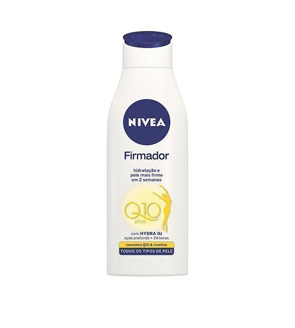 """Loção Hidratante Firmador Nivea por R$12,74 na <a href=""""http://www.americanas.com.br/produto/7011022/locao-hidratante-firmador-q10-plus-200ml-nivea"""" target=""""blank_"""">Americanas</a>"""