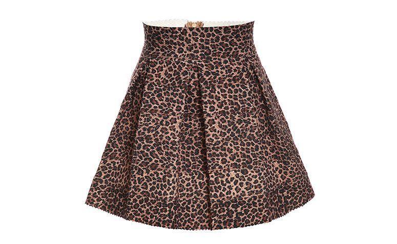évasé jupe courte imprimé 223 pour juju Coast $ en Galeriste