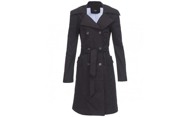 Black trench coat for $ 239.90 in Amaro