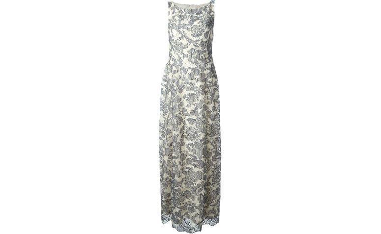 Тори Берч Kleid für $ 5630 в Farfetch