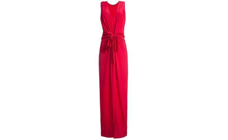 """Vestido Le Lis Blanc por R$1.249 na <a href=""""http://www.oqvestir.com.br/vestido-longo-le-lis-blanc-deux-seda-diana---vermelho-55196.aspx/p"""" target=""""blank_"""">Oqvestir</a>"""