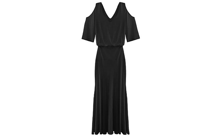 long black dress by R $ 422.40 in By NV