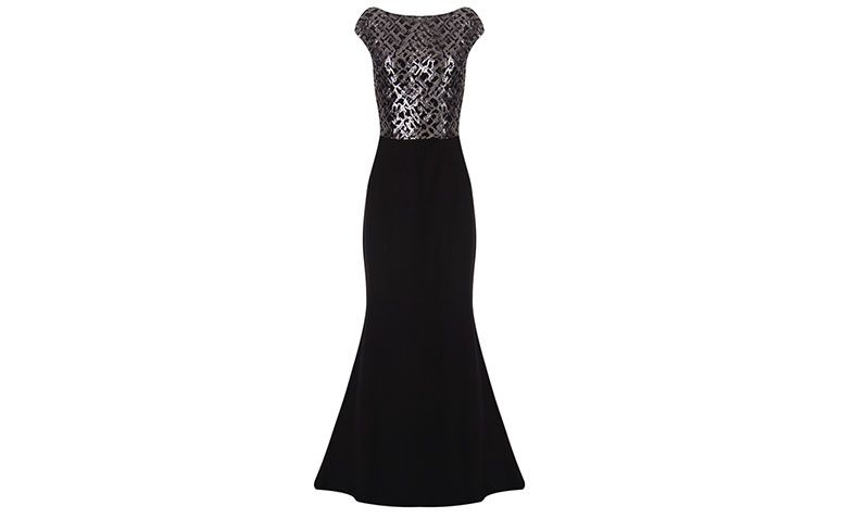 Cholet party black dress for $ 988 in Capitollium