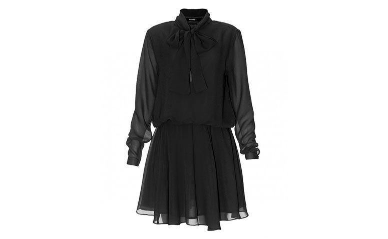 black dress for winter US $ 139.90 in Amaro