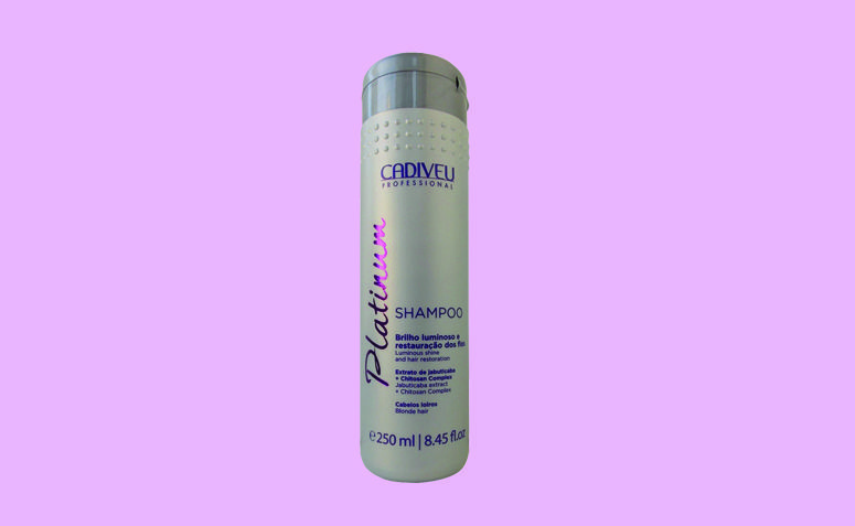 Shampoo Cadiveu Platinum US $ +38,11 vuonna Enzo Cosmetics