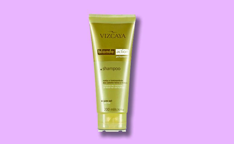 Blonde Shampoo Vizcaya Toiminta R $ +22,90 vuonna Perfu.Me
