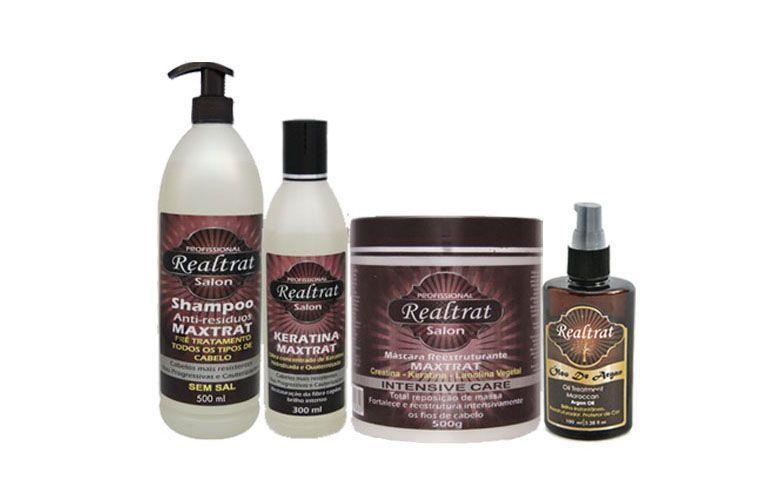 kauterisation kit Realtrat för R $ 149,00 på Star Beauty Cosmetics