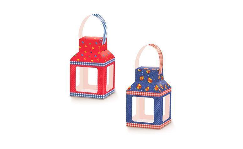 "Enfeite lamparina – 8 unidades por R$  24,96 no <a href=""http://www.festabox.com.br/produto/14369/enfeite+lamparina+festa+junina+8+unidades"" target=""_blank""> Festa Box </a>"