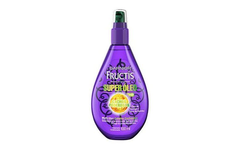 untangling oil for curly hair Garnier Fructis for $ 19.99 in stores network