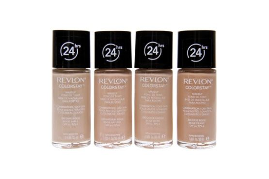 Revlon Base Liquida Colorstay Pele Mista a Oleosa FPS6 30ml por R$62,90 na Kutiz Beauté