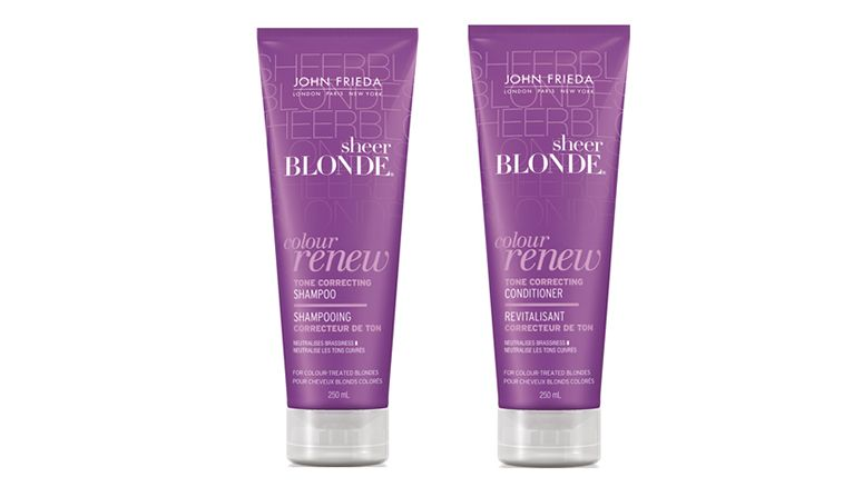 Sheer Blonde Color Renew Tone Correcting for R $ 51.10 during the season Cosmetics (see review)