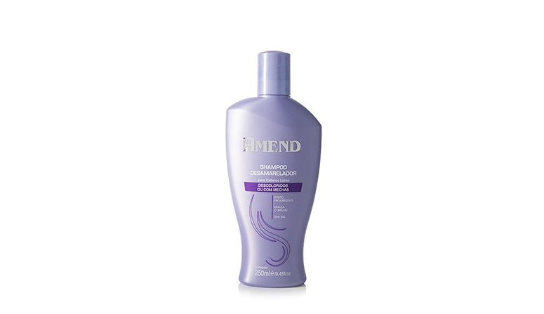 Amend Desamarelador by R $ 26.50 in the Nikkei Cosmetics (see review)