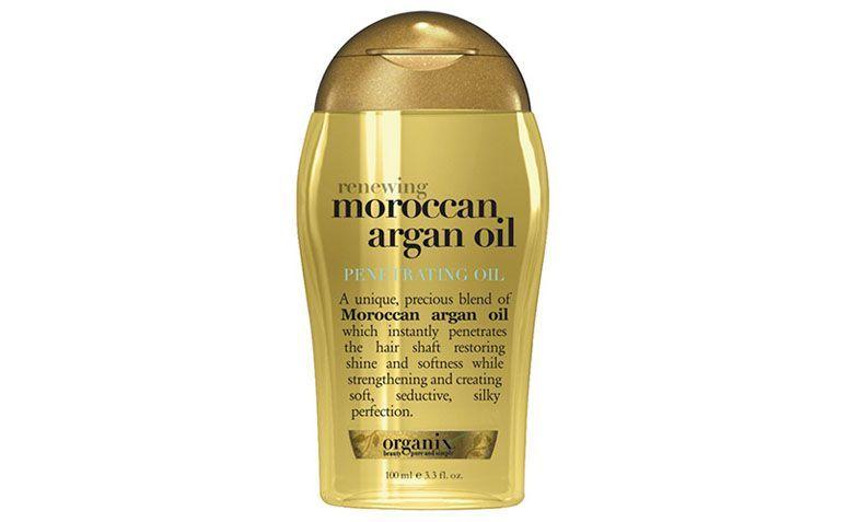 """Óleo de Argan Marroquino Organix por R$64,90 no <a href=""""http://www.submarino.com.br/produto/120353863/oleo-para-cabelos-com-oleo-de-argan-marroquino-organix-100ml-organix"""" target=""""blank_"""">Submarino</a>"""