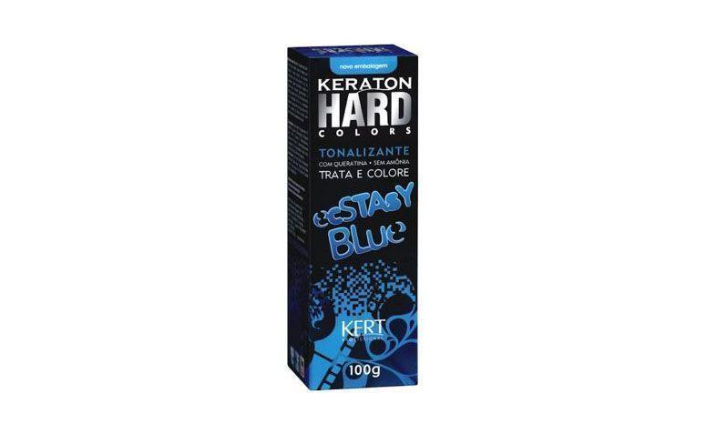 """Tonalizante Keraton Ecstasy Blue por R$23,90 no <a href=""""http://produto.mercadolivre.com.br/MLB-629764867-tonalizante-keraton-hard-colors-todas-as-cores-100g-_JM  """" target=""""_blank"""">Mercado Livre</a>"""