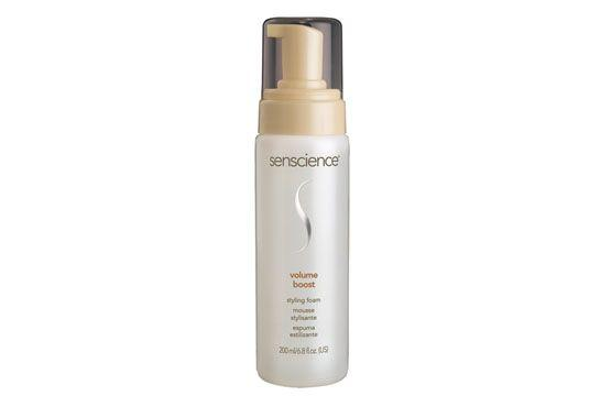 Mousse de volume Boost Styling Foam Senscience