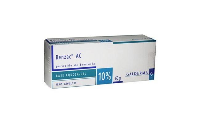 """Benzac Gel por R$33,24 na <a href=""""http://www.netfarma.com.br/Produto/15473/benzac-ac-10?gclid=CKO7pf-1u78CFTJn7Aod5TEAsA"""" target=""""blank_"""">Netfarma</a>"""