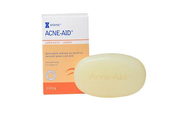 Acne-aid Såpe for $ 29.02 på Onofre