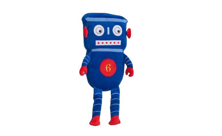 "Almofada Lepetit Robot por R$29,90 na <a href=""http://www.bebestore.com.br/bebestore/produto/almofada-lepetit-robo--corttex/721036"" target=""_blank"">Bebê Store</a>"
