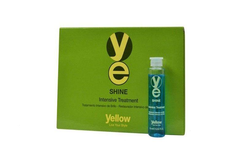 """Ampola restauradora Yellow Shine por R$18,01 na <a href=""""http://www.casanostracosmeticos.com.br/ampola-yellow-shine-restaurador-intensivo-de-brilho-15ml-1-unid.html"""" target=""""_blank"""">Casa Nostra Cosméticos</a>"""