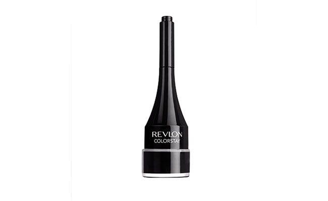 "Delineador preto Revlon por R$69,90 na <a href=""http://www.netfarma.com.br/produto/29217/delineador-em-gel-revlon-colorstay-black"" target=""blank_"">Netfarma</a>"