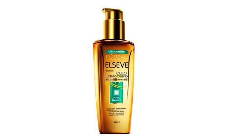 """Óleo Elseve Geléia Disciplinante por R$21,90 na <a href=""""http://www.lojasrede.com.br/produto/Oleo-Capilar-Elseve-Extraordinario-Geleia-Disciplinante-100ml-129068"""" target=""""_blank"""">LojasRede</a>"""