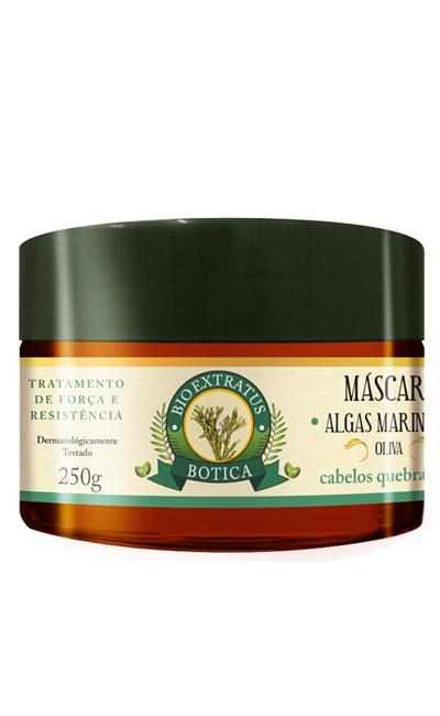 Máscara algas marinhas da Bio Extratus | R$ 19,72
