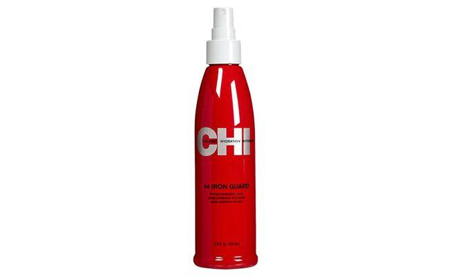 "Protetor térmico CHI 44 por R$76,90 na <a href=""http://www.belezanaweb.com.br/chi/chi-44-iron-guard-thermal-protection-spray-protetor-termico-251ml/"" target=""_blank"">Beleza na Web</a>"