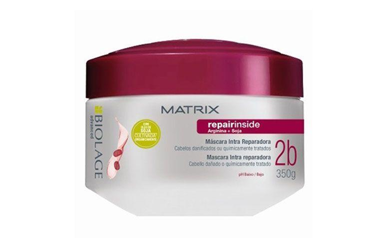 "Máscara Matrix Biolage Advanced Repair Inside por R$ 144,90 na <a href=""http://www.sepha.com.br/tratamento-matrix-biolage-advanced-repair-inside-mascara350ml-matrix-22237.html""target=""_blank"">Sépha</a>"