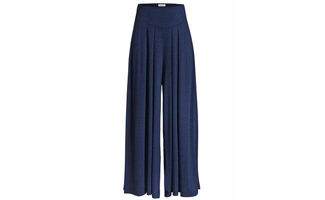 """Pantalona Quintess por R$89,99 na <a href=""""http://www.posthaus.com.br/moda/calca-pantalona-marinho_art124346.html"""" target=""""blank_"""">Posthaus</a>"""