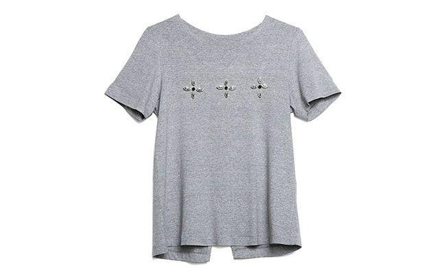 "Blusa de Malha Juliana Mriya por R$79 na <a href=""http://julianamoriya.fplace.com.br/index.php?route=product/product&product_id=262070"" target=""blank_"">Fashionera</a>"