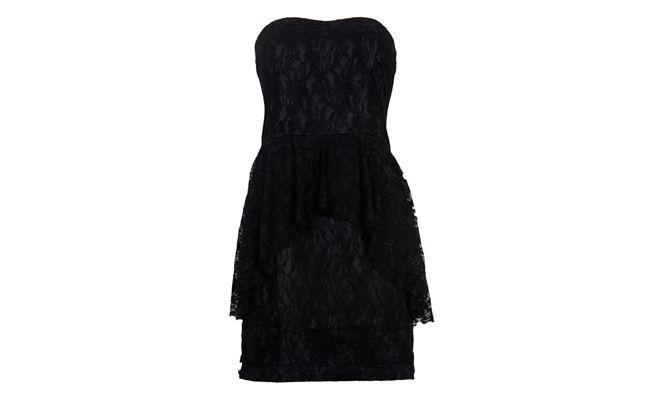 pakaian lace hitam oleh R $ 134,91 dalam Dafiti