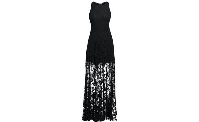 "Vestido longo de renda por R$129,99 na <a href=""http://bit.ly/1nPIjPy"" target=""_blank"">Posthaus</a>"