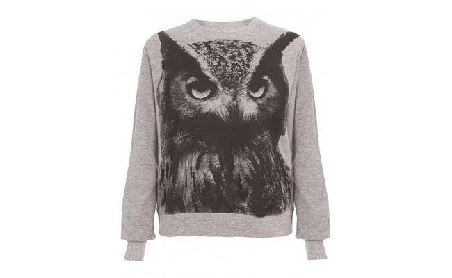 Moletom Owl Black TLF Talie NK por R$690 na Shop2gether