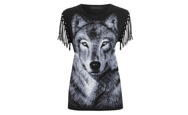 Blusa de malha lobo MOB por R$179 na Shop2gether