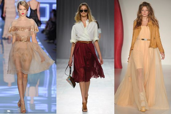 Modelos Dior, Paul Smith e Mulberry
