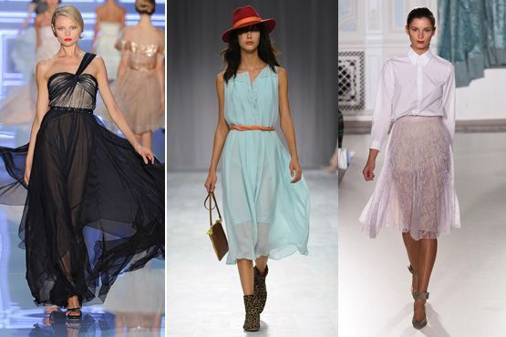 Modelos Dior, Paul Smith e Edrem