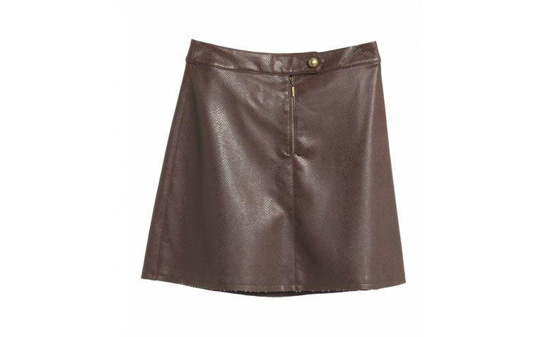 Piton kjol för $ 129,90 i Amaro